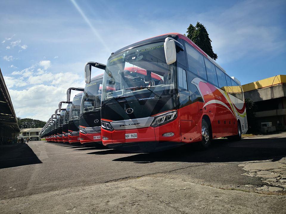 rural transit bus