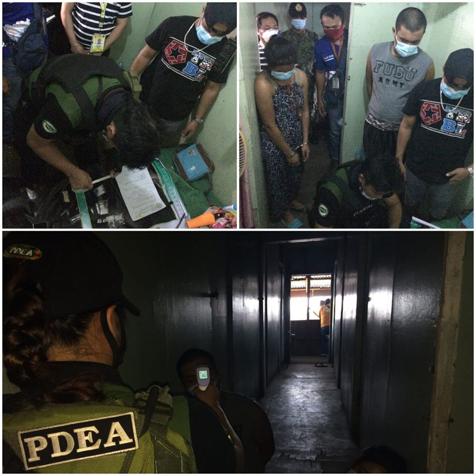 TWO KNOWN DRUG PUSHERS NABBED AT ILIGAN CITY TODAY