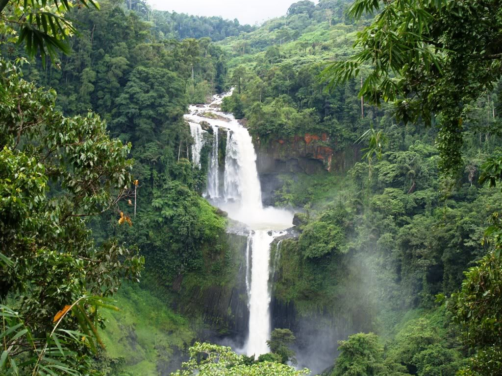 Limunsudan Falls The Second-Highest Waterfalls in the Philippines