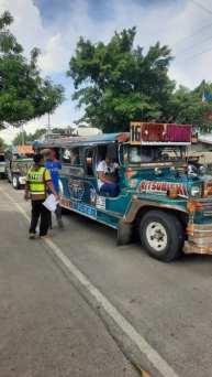 LTFRB Region 10-Iligan City Field Office enforcing team (13)