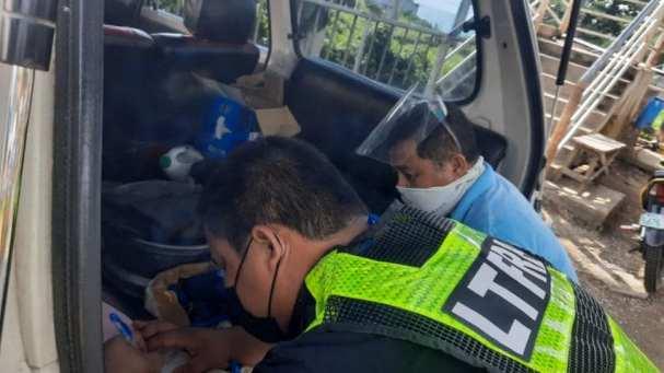 LTFRB Region 10-Iligan City Field Office enforcing team (14)