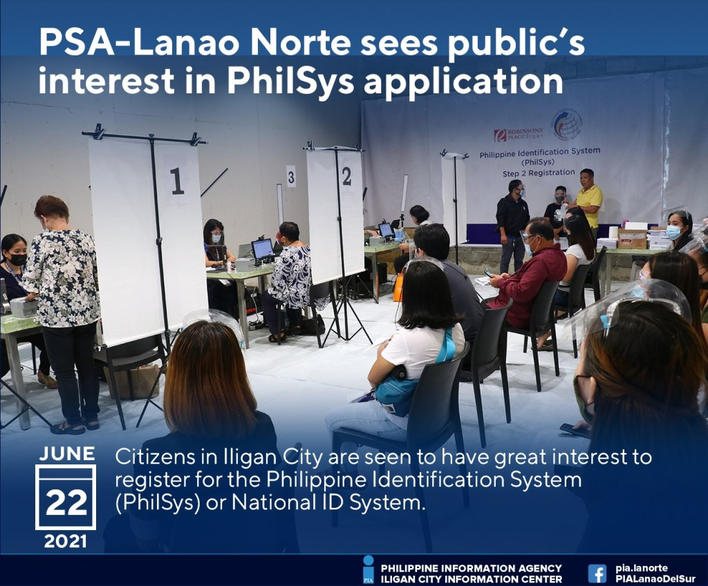 PhilSys application