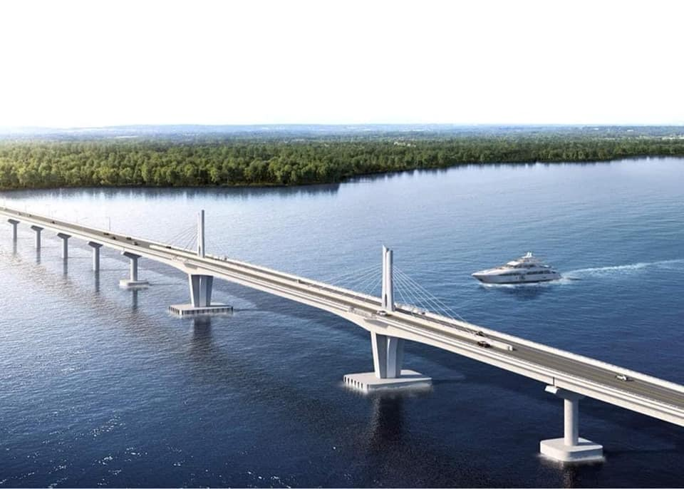 FINAL DESIGN OF PANGUIL BAY BRIDGE PROJECT
