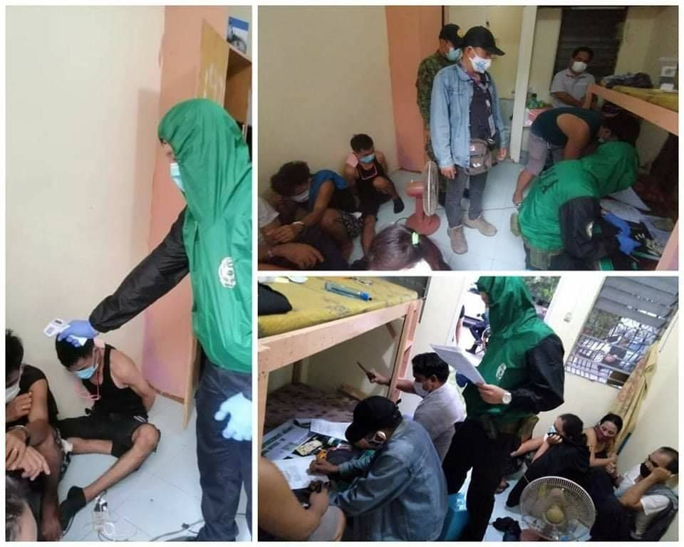 Drug Den Dismantled and Five Drug Personalities Arrested in Iligan City