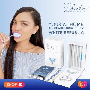 white republic teeth whitening