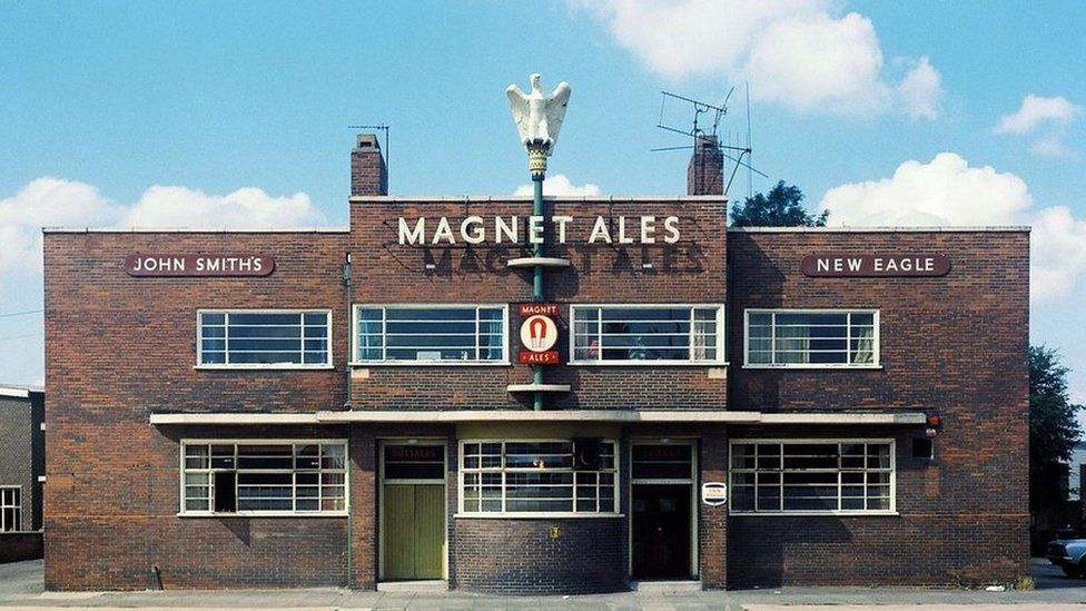 Magnet Ales, Leeds by Peter Mitchell