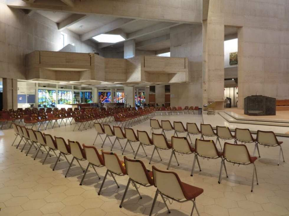 Clifton Cathedral interior