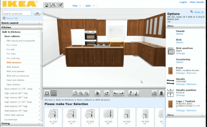 Kitchen Decor 3d