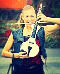 Elsa rock Violin