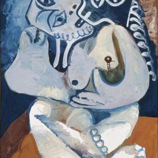 Picasso Pablo (dit), Ruiz Picasso Pablo (1881-1973). Paris, musée Picasso. MP1990-39.