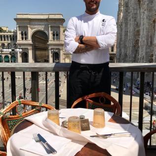 Chef Emanuele Settel
