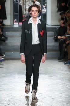 Antonio Marras Ready To Wear Fashion Show, Collection Fall Winter 2020 in Milan Photo by Valerio Mezzanotti