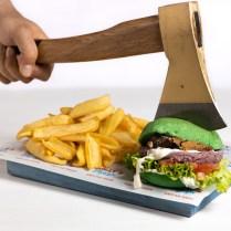 Burger - The walking cream