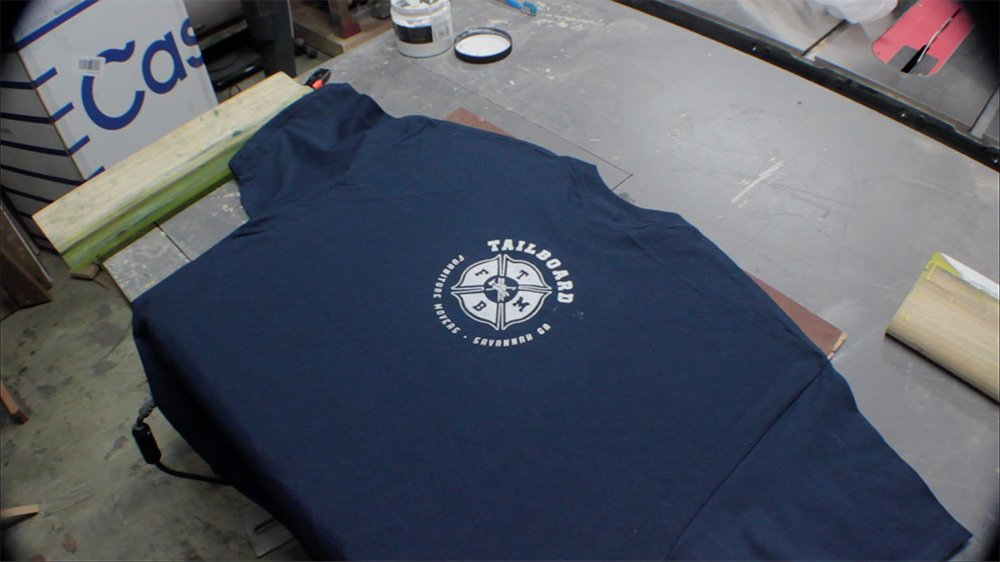 How to screen print your own t shirts i like to make stuff for Make your own screen print shirt