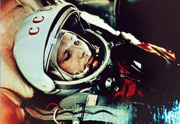 Yuri Gagarin First Human in Space 50th Anniversary I