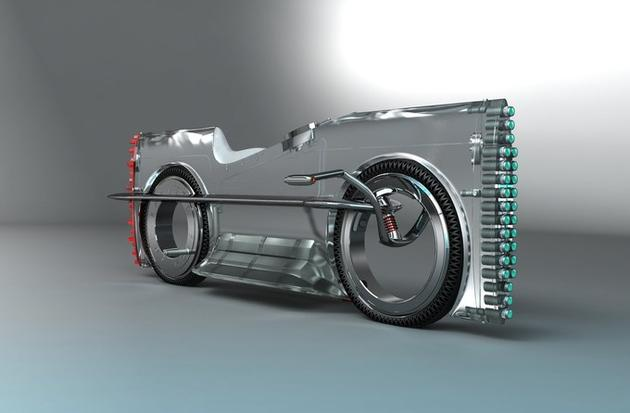 Cool Futuristic Concepts With A Retro Twist I Like To