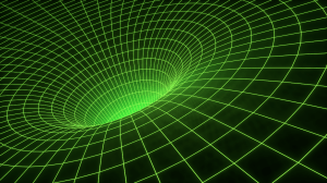 Daily Wallpaper: Wormhole | I Like To Waste My Time