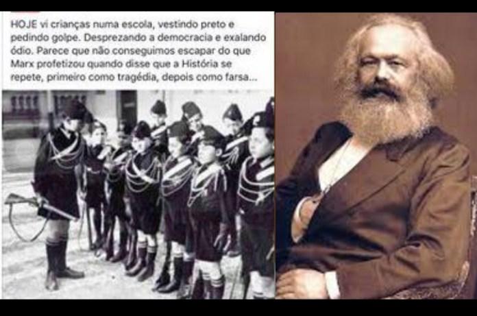 professora comunista