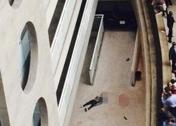 Homem que cometeu suicídio no Fórum trabalhista de São Paulo