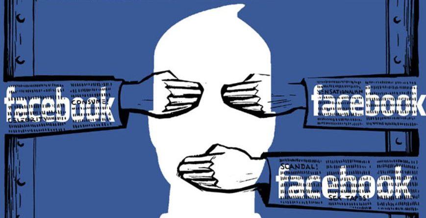 Картинки по запросу цензура в фейсбуке