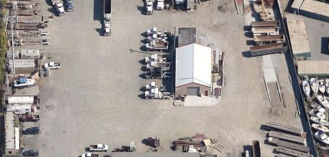 Industrial Trucking Yard [Sold July 3, 2008]
