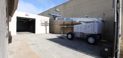 Industrial Warehouse [Leased October 4, 2012]