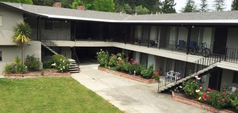 Villa Sans Souci Apartments, Moraga [Sold November 13, 2015]