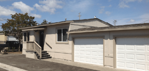 Vallejo 8 Unit Apartment [Sold April 8, 2016]