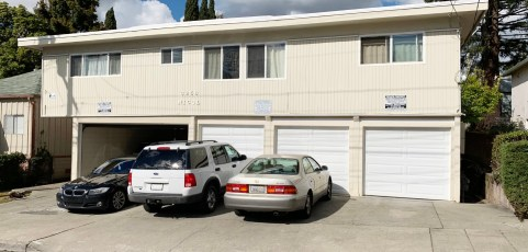 6 Unit Apartment Complex in Oakland [Sold July 14, 2020]