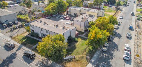 Sacramento 18 Unit HUD Master Lease Apartment [Sold July 28, 2021]