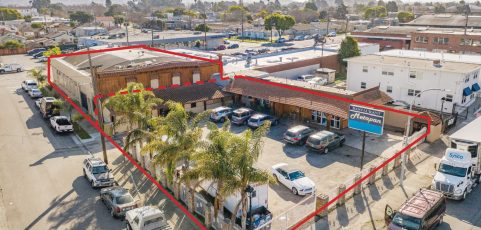 Retail & Industrial Warehouse Combo [For Sale]