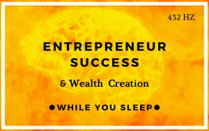 Entrepreneur Success Wealth Creation