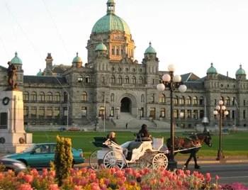 Victoria Government Parliament Buildings