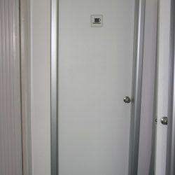 alüminyum kasalı melamin kapı