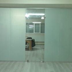 cam kapı