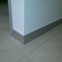 10cm alüminyum süpürgelik