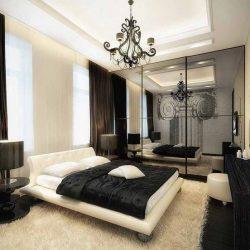 siyah-beyaz-ev-dekorasyonu