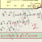 Matematik kutupsal bicimdeki karmasik sayilarin kuvveti