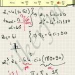 Matematik karmasik sayilar esas argumenti, karmasik sayilarda carpma ve kutupsal gosterim