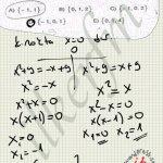 Muktak deger sorularinda kritik nokta ile ayri ayri denklemler tespit edilip sonuca gidilir