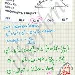 Trigonometri de kosunus teoremi