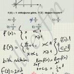 #lys 2013 matematik 40. soru çözüm