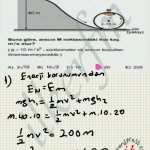 #lys 2013 fizik 12. soru çözümü