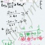 Logaritmik esitsizlikler soru çözüm x in çözüm kümesi #ygs #lys matematik