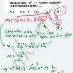 Köklü ifadeler ic içe kök kuralı #ygs #lys matematik fem Yayınları