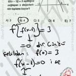 Parabol soru çözüm #ygs #lys matematik fem Yayınları