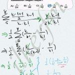 Faktoriyel limit toplam sembolü aynı soruda. Extreme! #ygs #lys matematik fem Yayınları