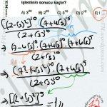 Köklü ifadelerde çarpanlara ayırma #ygs #lys matematik fem Yayınları