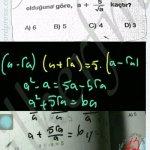 Eşlenik ile sonuca gidilir köklü ifadeler #ygs #lys matematik fem Yayınları