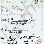 Üçgene sarı renkli Ikiz kenar üçgen eklenirse x/2 gelir. Trigonometri #ygs #lys matematik fem Yayınları